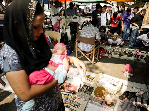 Thieves Market Penang