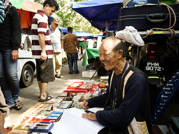 georgetown markets penang thieves market