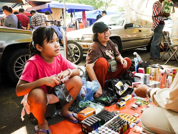 georgetown penang market flea island
