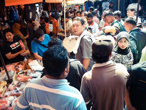 malaysian markets georgetown
