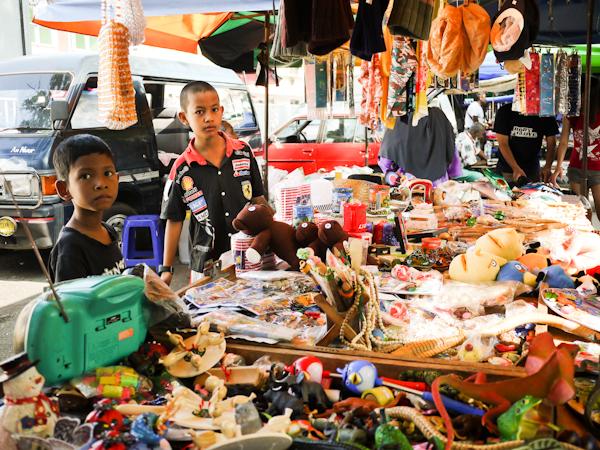Thieves Market Penang Georgetown