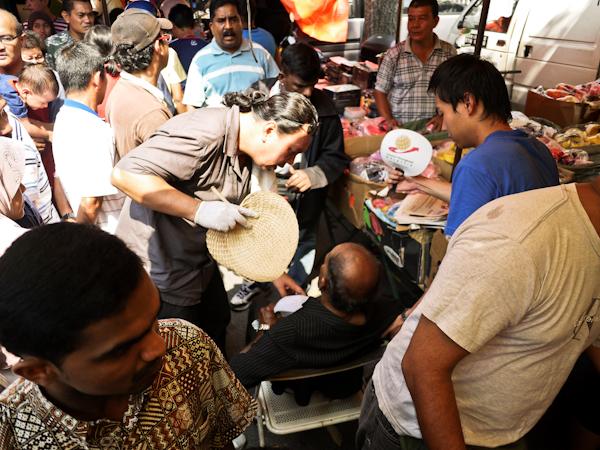 penang markets georgetown UNESCO