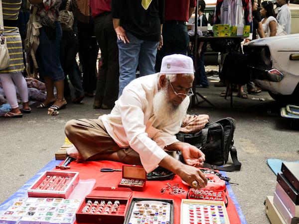 thieves market penang UNESCO
