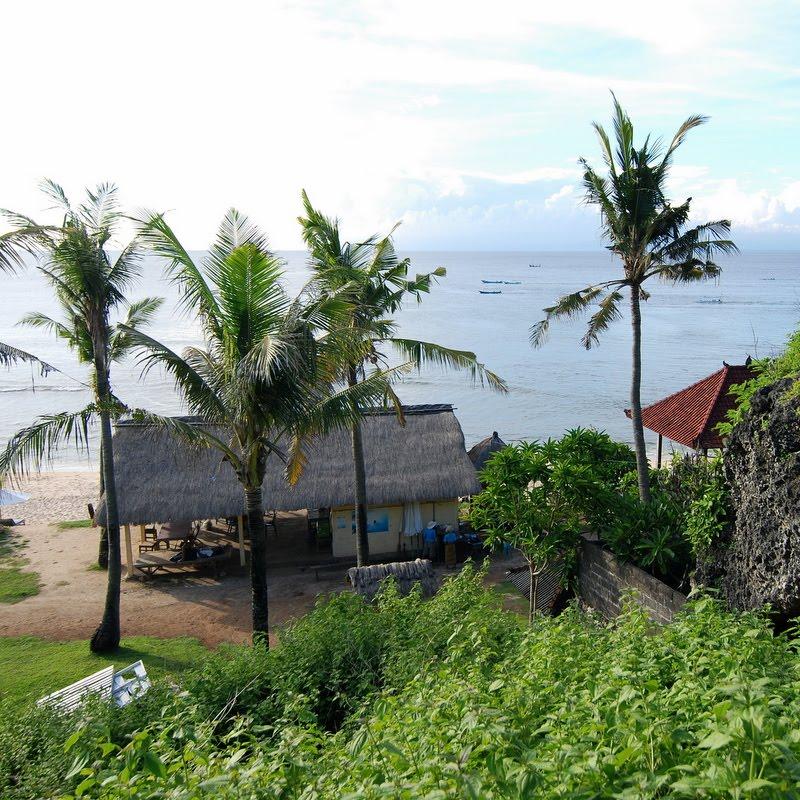 warung balangan beach bukit peninsula bali