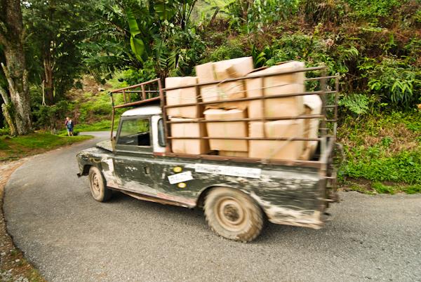 Land Rover Cameron Highlands