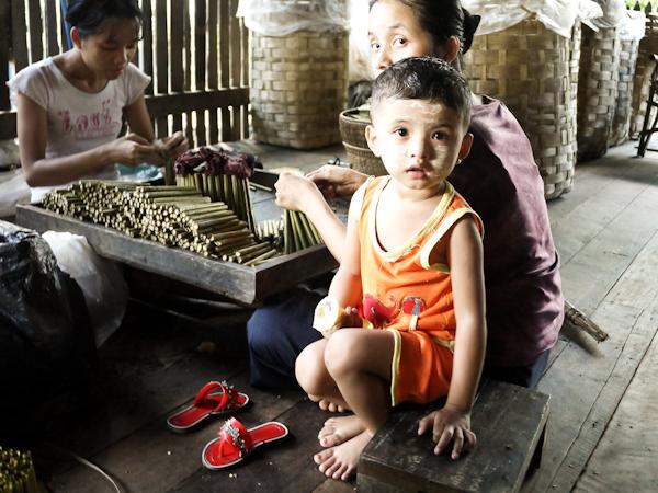 factory worker, Myanmar