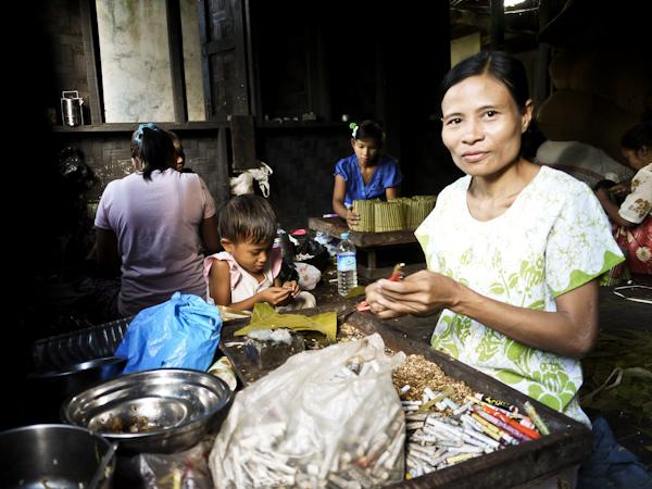 myanmar sweatshop