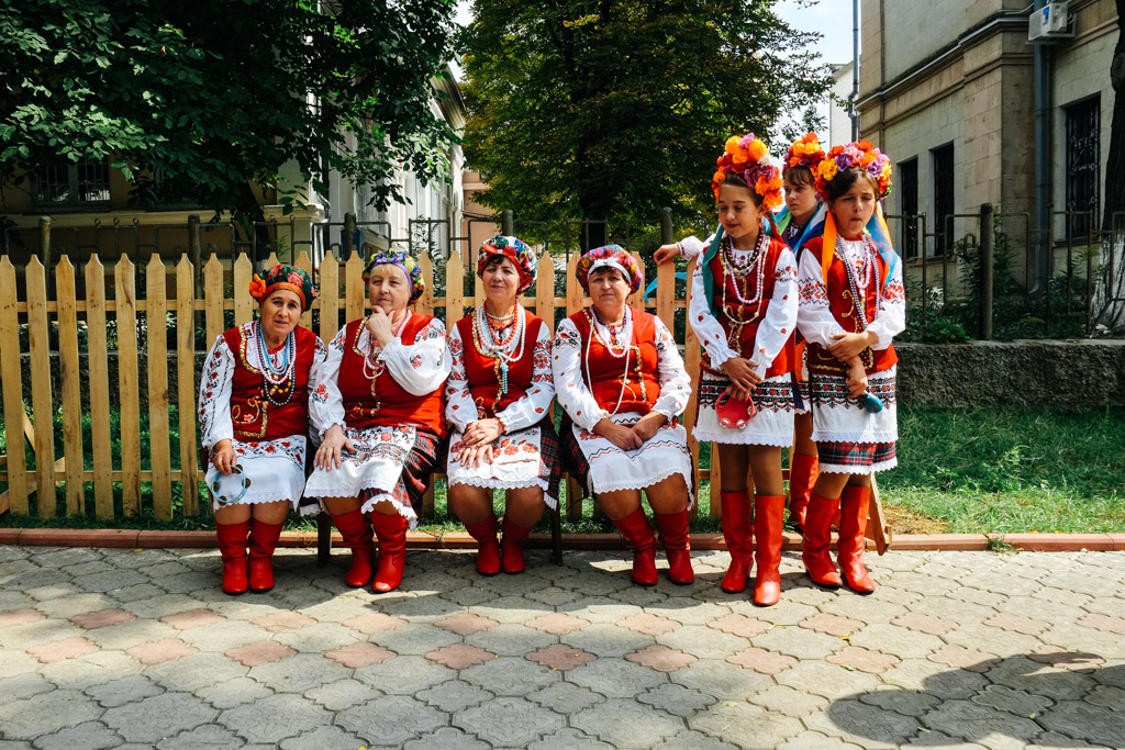 Heavies, Transnistria.