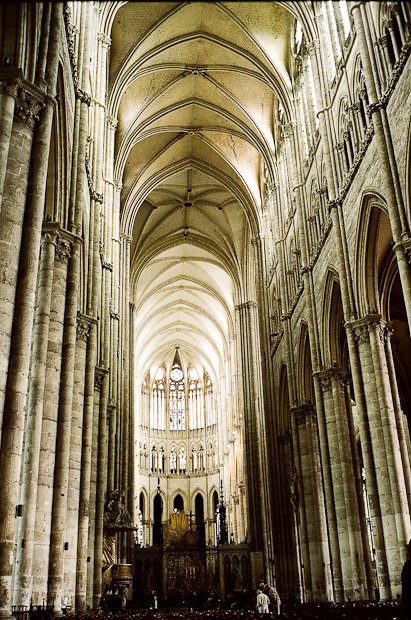 Amiens Cathedral Nave