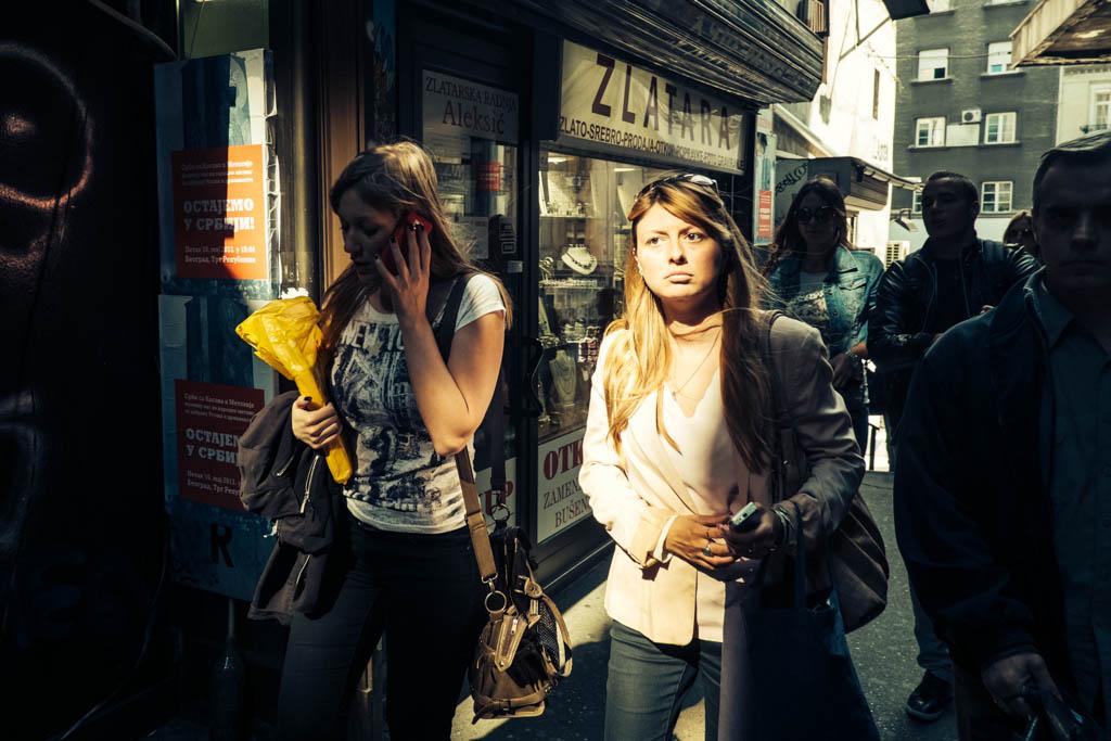 Belgrade street photography