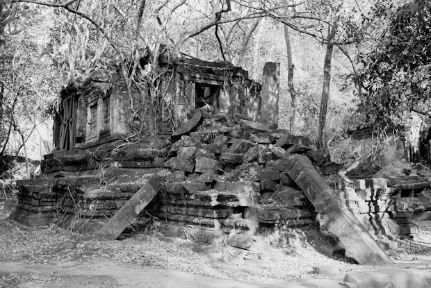 Beng Melea, near Siem Reap, Cambodia
