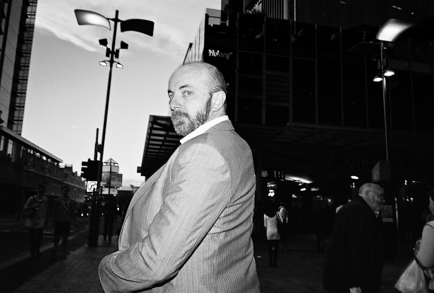 Perth Business Man