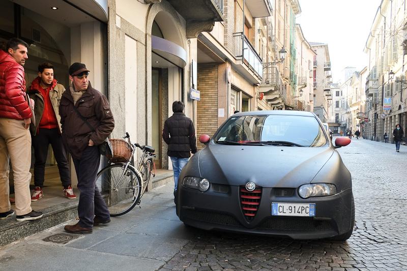 Thats-a nice-a Alf-a. Casale, Italy.