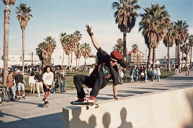 Christian Hosoi - Venice Beach 1988