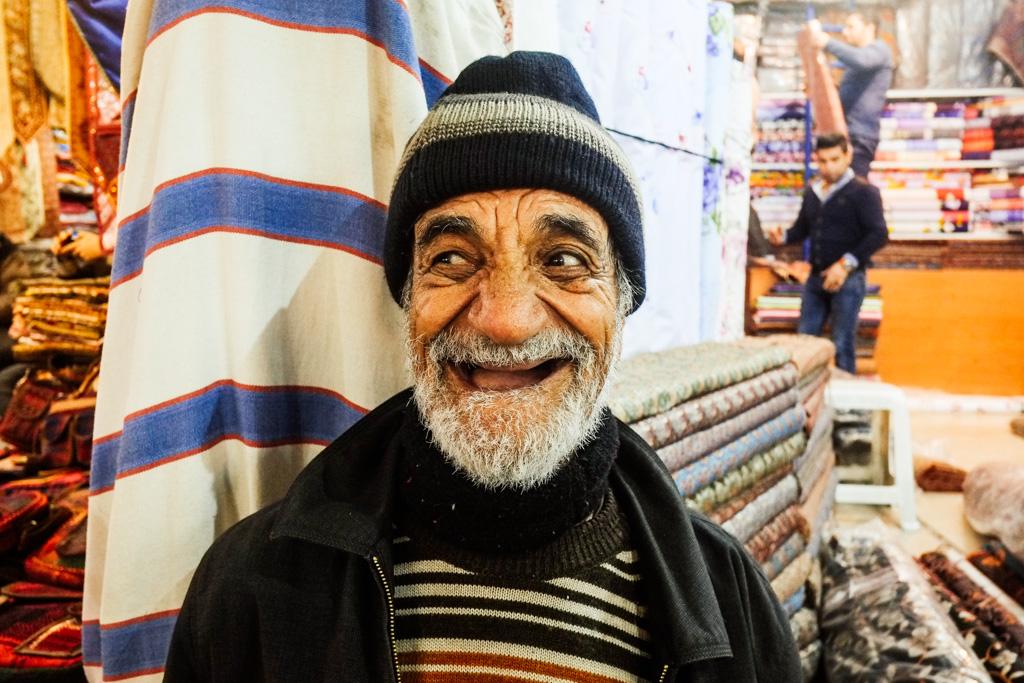 Iran street photo shiraz