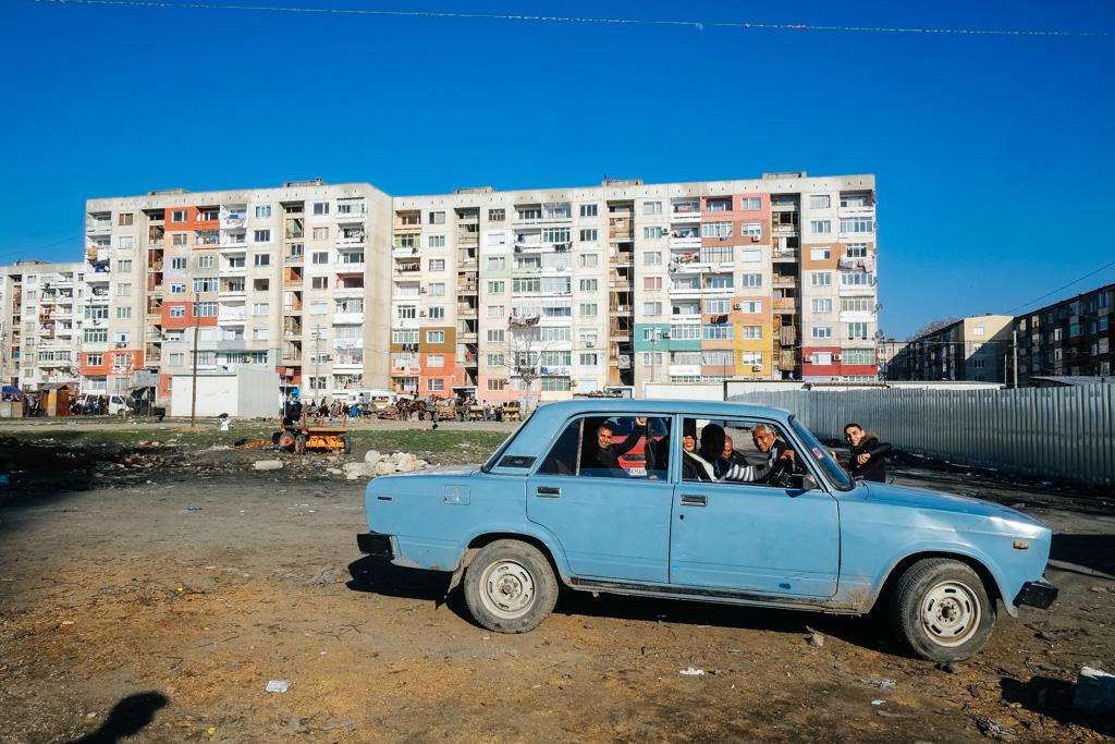 largest gypsy ghetto