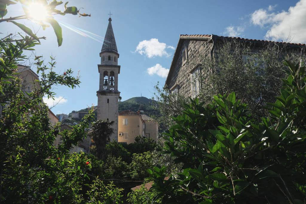 budva, montenegro