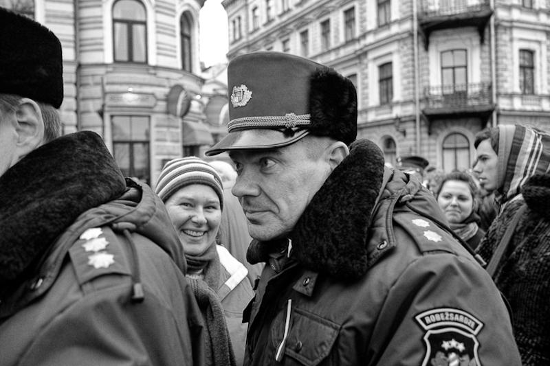latvian soliders
