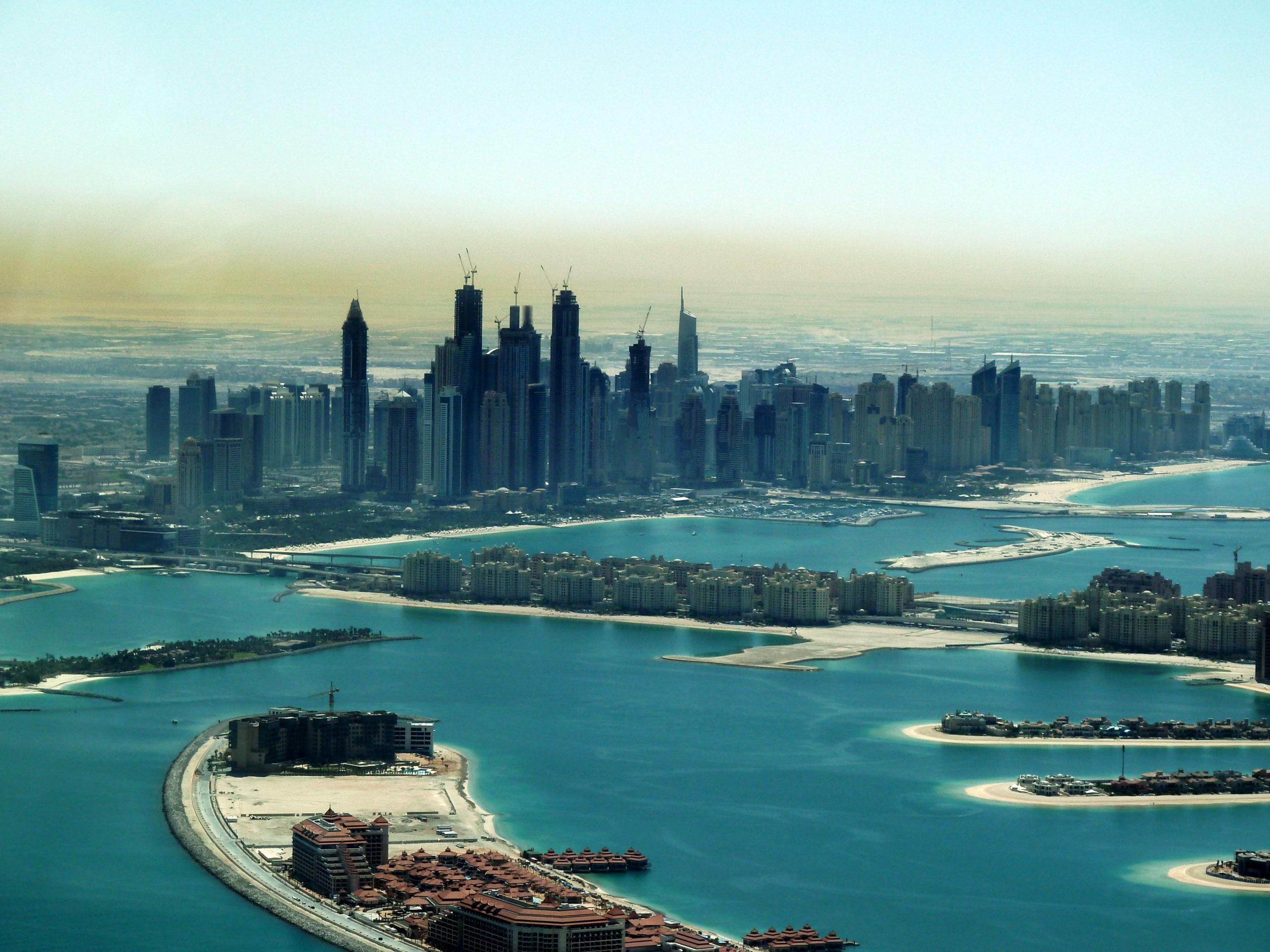 Dubai - Palm Jumeirah und Dubai Marina