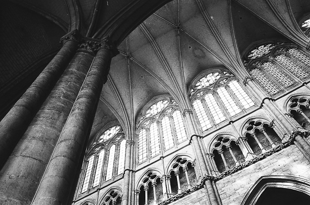 Amiens Cathedral - French Gothic Architecture