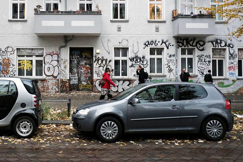 Friedrichshain street art - Berlin