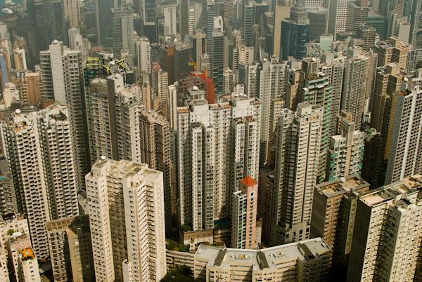 Hong Hong Peak - Victoria Peak View