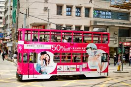The Hong Kong Tram System