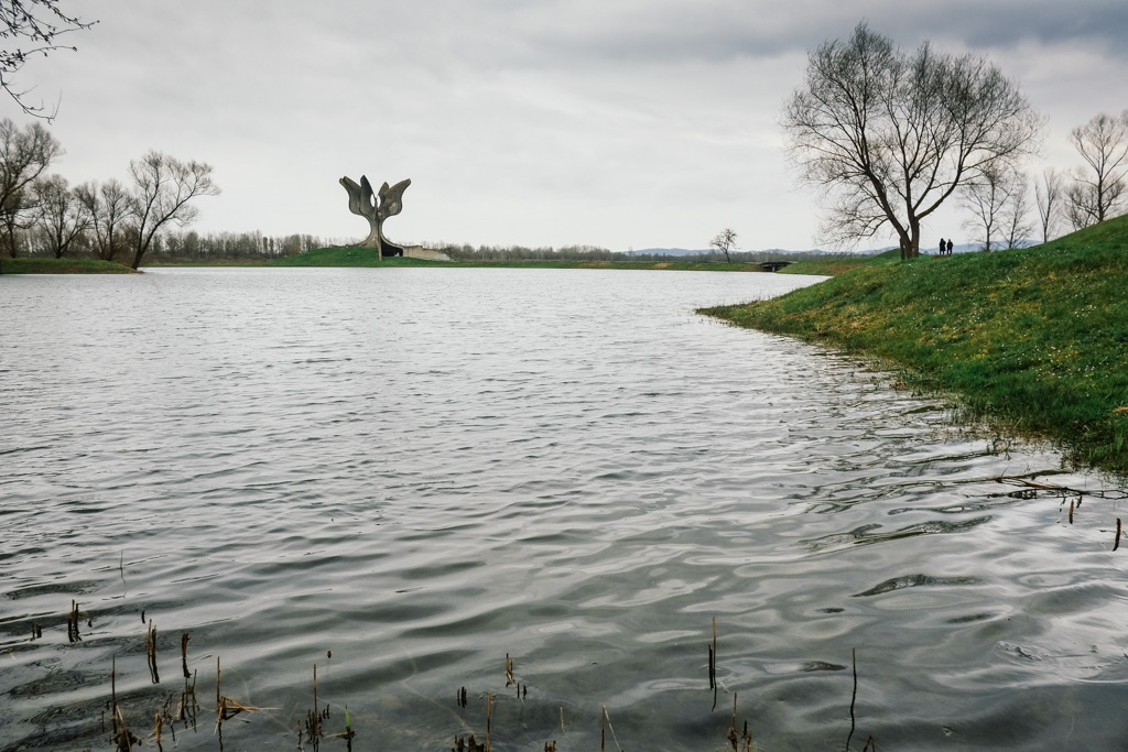 Jasenovac Flower Monument