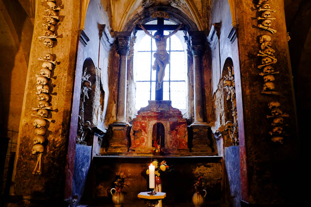 Jesus Sedlec Ossuary