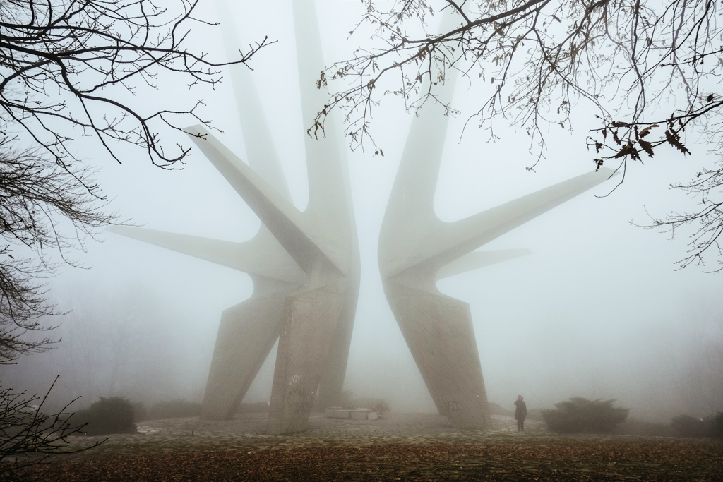 Kosmaj Monument spomenik