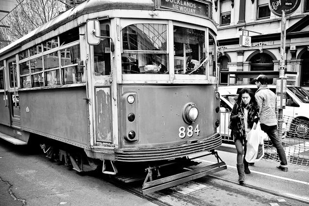 Melbourne Tram, 2012