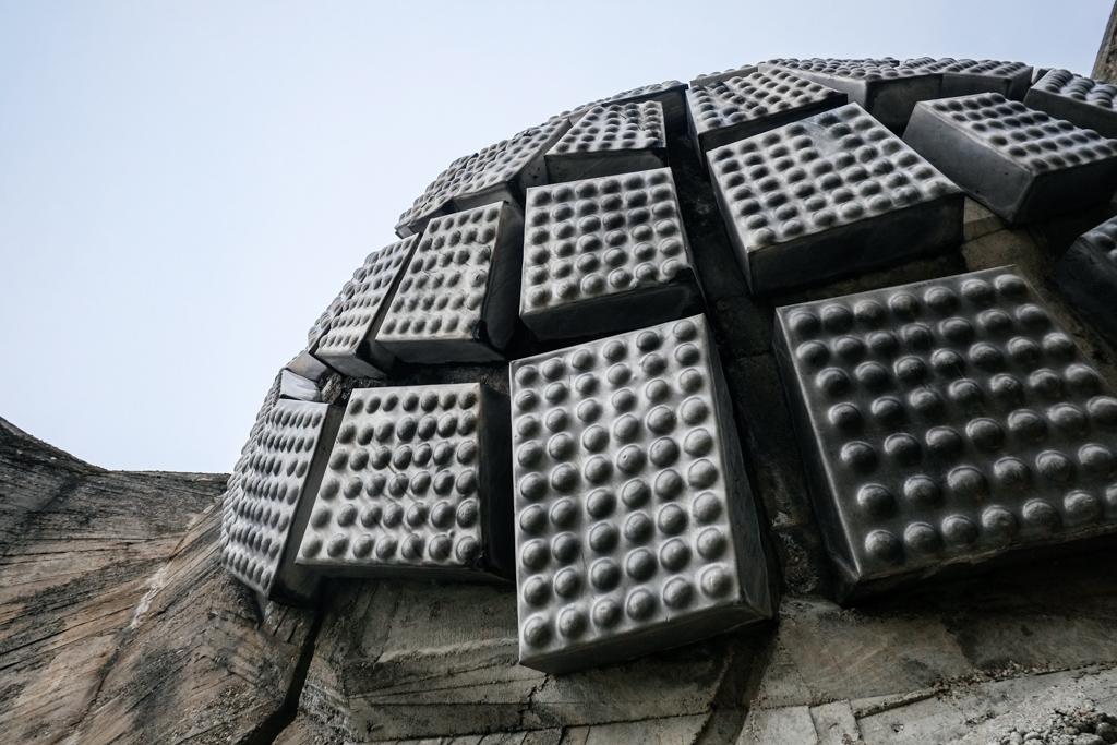 Monument Moslavina yugoslavia spomenik
