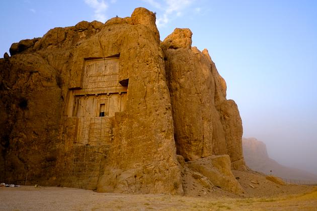 Naqsh-e Rostam, Near Shiraz, Iran