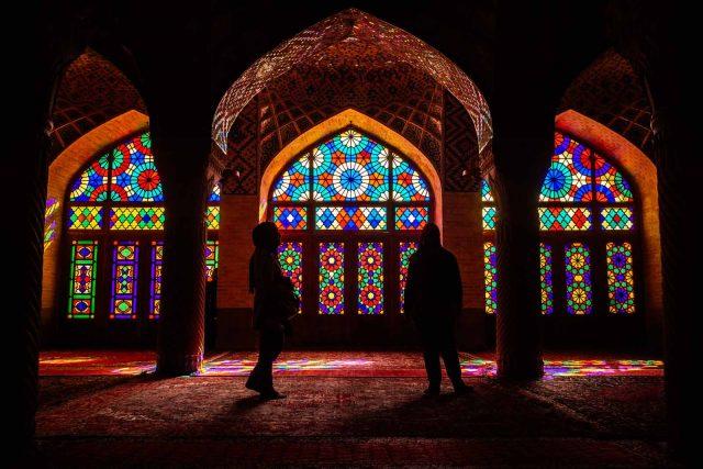 Nasir al-Mulk Mosque shiraz