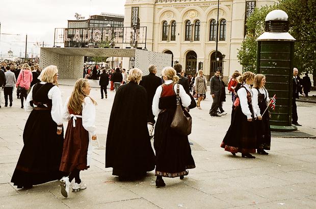 Norway National Day Bunard Ladies