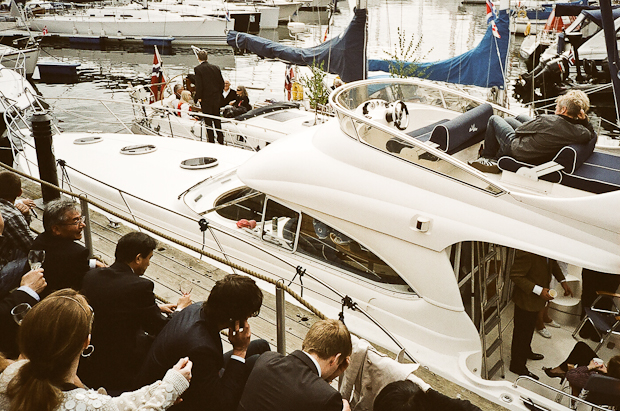 Oslo, Norway - Boats on May 17th, Constitution Day