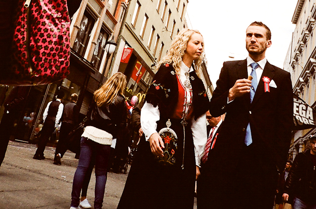 Norway National Day - May 17th Suits and Bunard