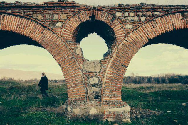 Skopje Aqueduct, Macedonia