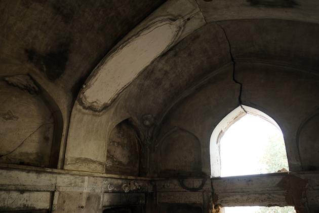 Interior View of Kharanaq