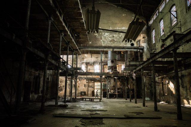abandoned buildings belgrade