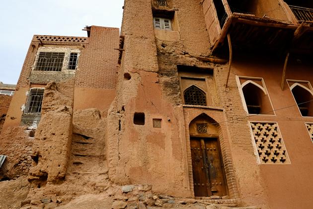 Abyaneh village, Iran