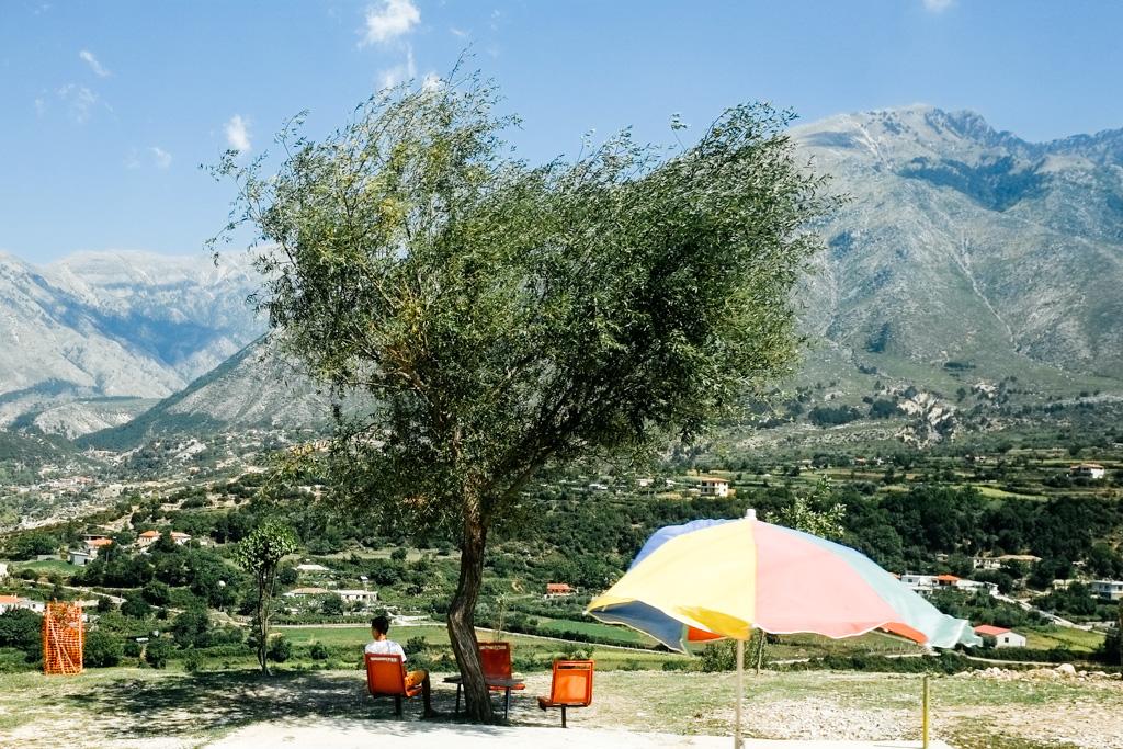 albanian mountains tourism