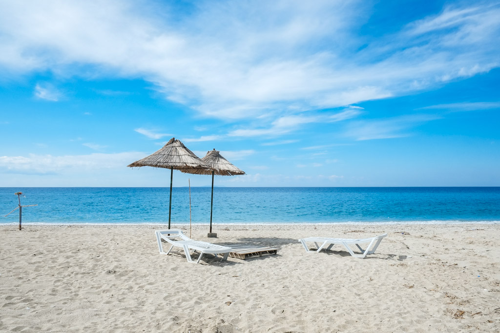 Albanian Riviera.