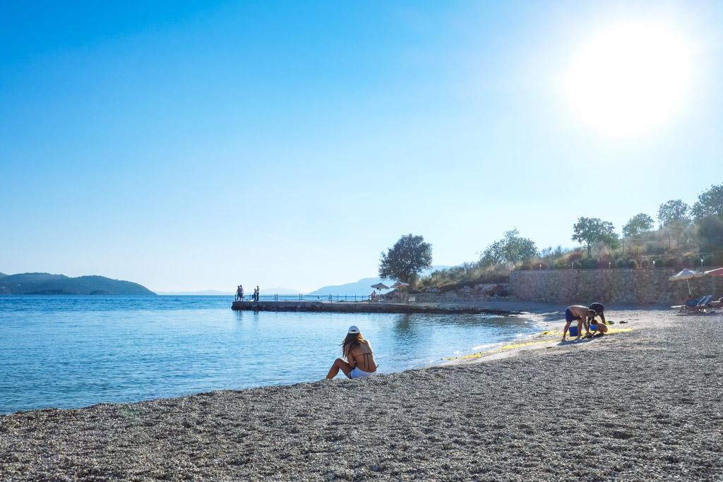 Albanian beaches