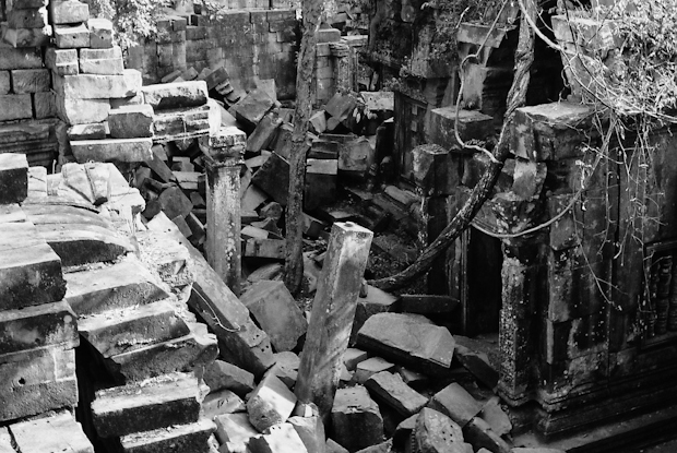 Angkor Wat, Beng Melea, Cambodia