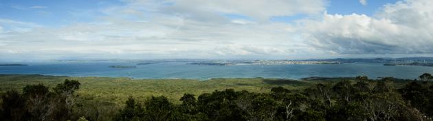 auckland volcanoes view