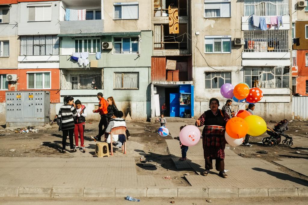 balloon lady stolipinovo