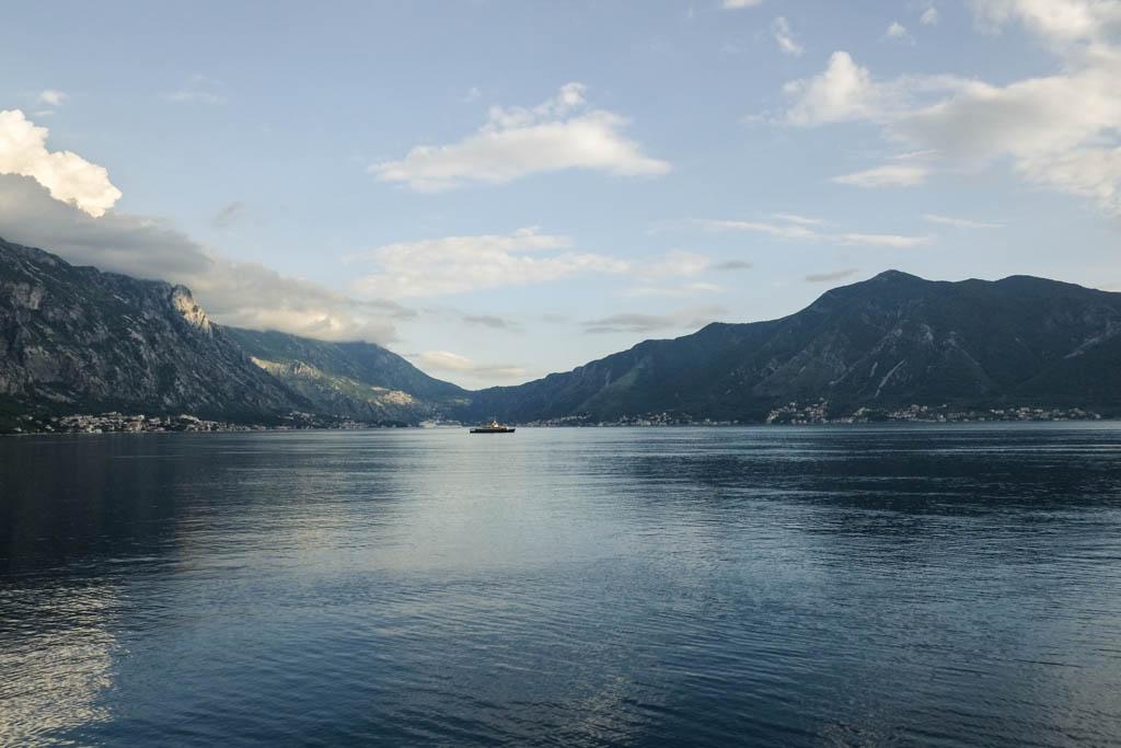 The Bay of Kotor, Montenegro.