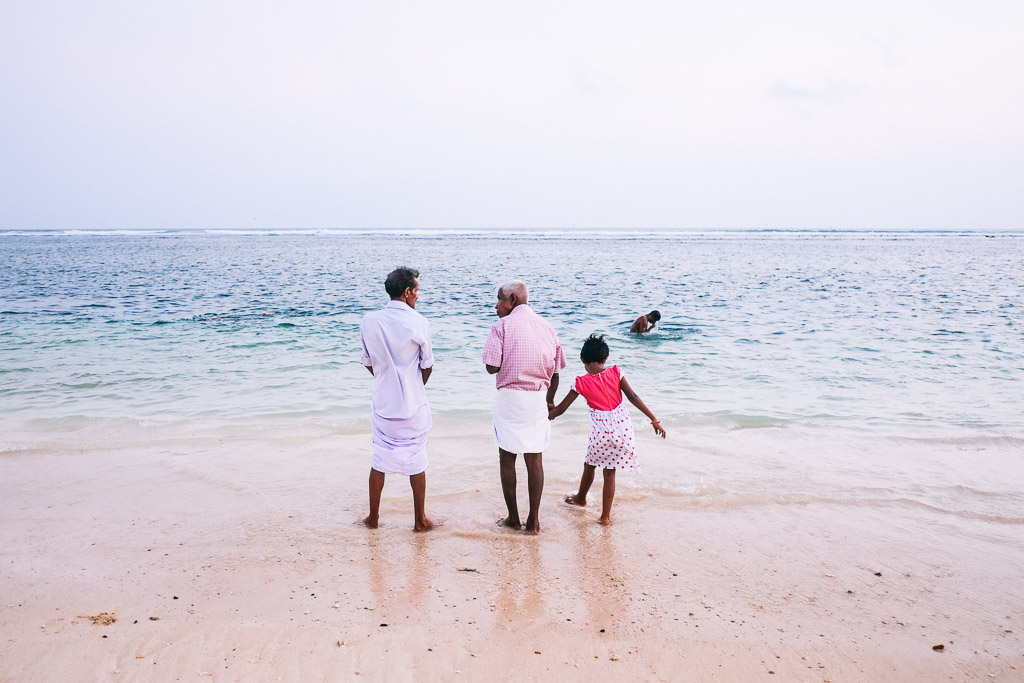 Unkown beach, Sri Lanka.