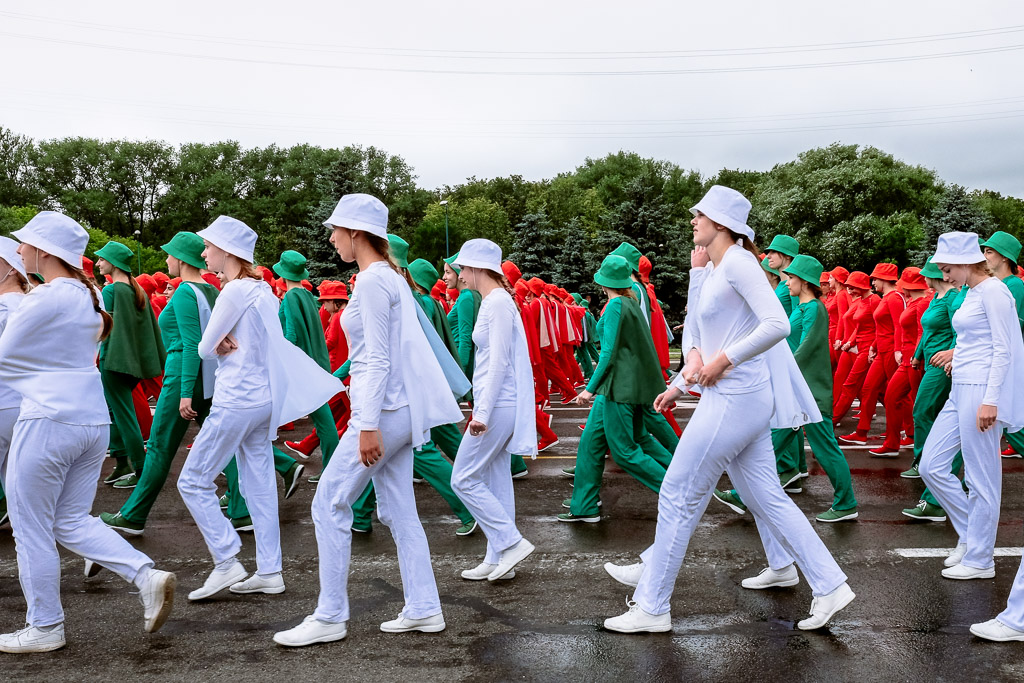 belarus national day parade